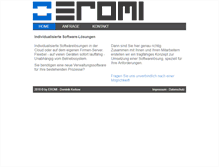 Tablet Preview of eromi.net